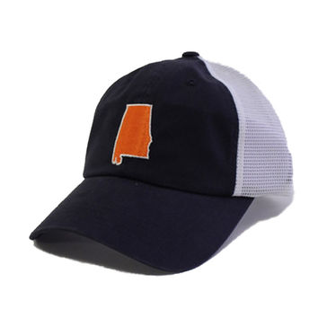 State Traditions - Auburn Gameday Trucker Hat