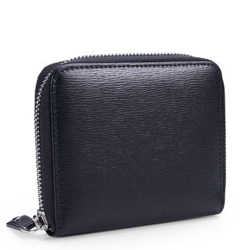 Leather Wallet Ladies Zippers Key Holder [9026425603]