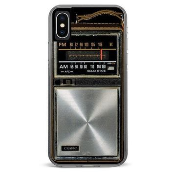 Pocket Radio iPhone XR case