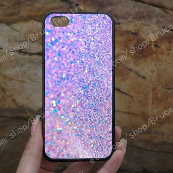 Sparkle iPhone Case,samsung case,iPhone 5C 5/5S 4/4S,samsung galaxy S3/S4/S5,Personalized Phone case