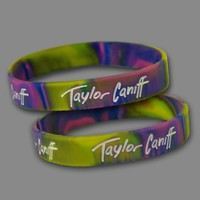 Taylor Tie-Dye Wristbands (Set Of 2) : TCNF : MerchNOW - Your Favorite Band Merch, Music and More