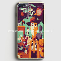 Toys Story Woody Film Art Disney Poster iPhone 7 Plus Case | casefantasy