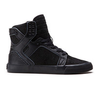 Supra - WMNS W Skytop - Black/Brogue