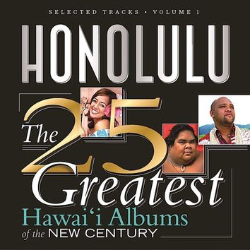 The 25 Greatest Hawaii Albums CD