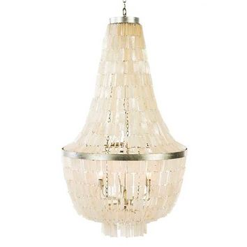 Aidan Gray Glendive Chandelier | New Lighting | What's New! | Candelabra, Inc.