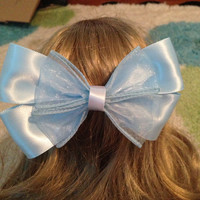 Wendy Darling Inspired Disney Bow