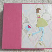 6x6 Premade Pregnancy Scrapbook Photo Album