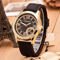 Mnes Silicone Strap Watch Casual Sports Adventure Mountaineering Watches Best Christmas Gift 375