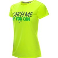 Nike Women's Catch Me Challenger Running T-Shirt - Dick's Sporting Goods