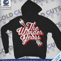"The Wonder Years ""Arrow"" Hoodies 