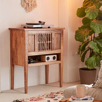 Vanessa Media Storage Console - Urban Outfitters