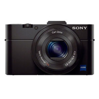 Sony RX100 II Advanced Camera with 1.0 inch sensor