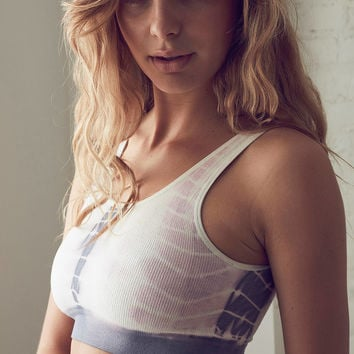 Out From Under Tie-Dye Markie Seamless Ribbed Bra | Urban Outfitters