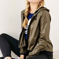 The Upside Khaki Barre Jacket