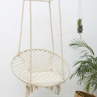 Marrakech Natural Swing Chair - Urban Outfitters