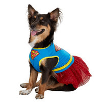 DC Comics Classic Superman Dress | Dresses | PetSmart