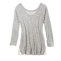 Aerie Low Back Cozy Sweater   Aerie for American Eagle