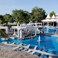 RIU PALACE TROPICAL BAY NEGRIL JAMAICA - ALL INCLUSIVE VACATION - 9/14/17