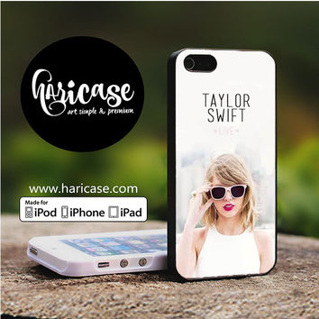 Taylor Swift Style iPhone 5 | 5S | SE Cases haricase.com