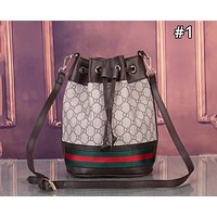 GUCCI Tide brand classic print women's handbag Messenger bag #1