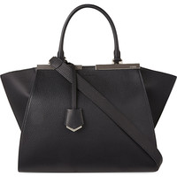 Mini 3Jours leather tote