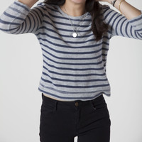 French Terry Cropped Top (BDG)