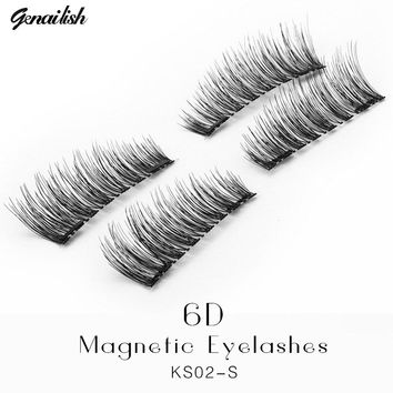 Double Magnet Fake Eye Lashes