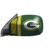 Green Bay Packers NFL Mirror Cover (Small)