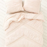 Ruffle Comforter | Urban Outfitters
