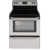 Frigidaire, 4.8 cu. ft. Electric Range in Stainless Steel, FFEF3043LS at The Home Depot - Mobile