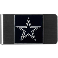 Dallas Cowboys Steel Money Clip