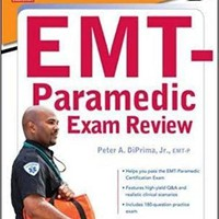 Mcgraw-hill's Education's EMT-Paramedic Exam Review Mcgraw Hill's Emt-paramedic 3