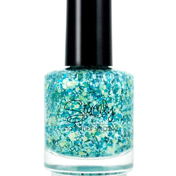Poseidon - Handmade Nail Polish Full Bottle