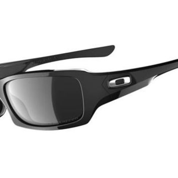 oakley fives squared polarized sunglasses polished black black iridium cc8d072ac5