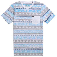 Hurley Tribe Print T-Shirt at PacSun.com