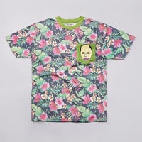 Flatspot - Odd Future Earl Pocket T Shirt Green