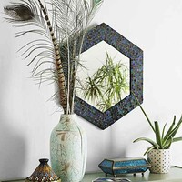 Magical Thinking Mosaic Wall Mirror- Multi One