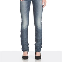 Silver Jeans ® Aiko Medium Wash Straight Leg
