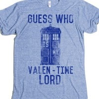 Athletic Blue T-Shirt | Funny Doctor Who Shirts