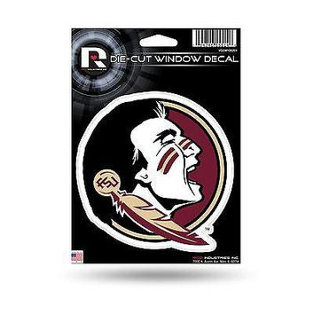 Florida State Seminoles Die Cut Auto Decal Car Sticker Medium VDCM