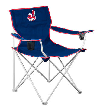 Cleveland Indians MLB Deluxe Chair