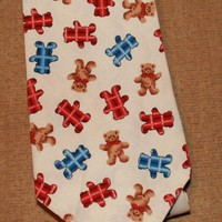 necktie teddy bears on parade dancing bears on by rocksntwigs