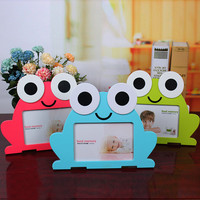 Children Plastic Photo Frame Innovative Rack [11405454927]