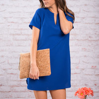 Chic Will Be Loved Dress, Royal