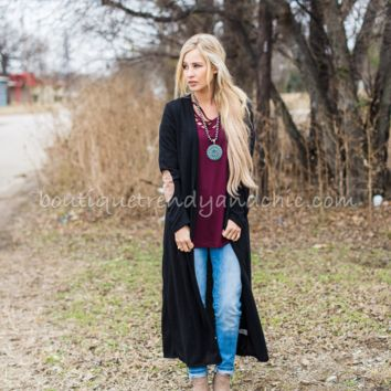 GET LOST BLACK DUSTER- Only 2 Smalls Left!