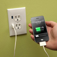 How To:  Upgrade a Wall Outlet to USB Functionality