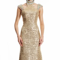 Johnathan Kayne 491 Dress