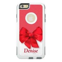 Gift Bow OtterBox iPhone 6/6s Plus Case