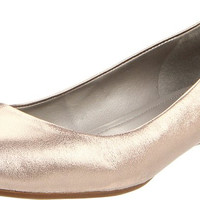 ECCO MARY BALLET FLAT-LIGHT GOLD