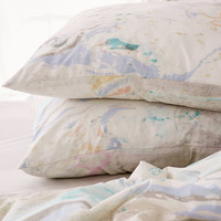 Mixed Marble Pillowcase Set | Urban Outfitters